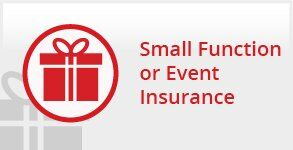 Small Function Event Insurance
