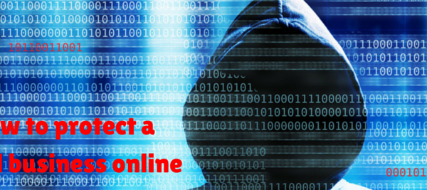 How to protect a small business online