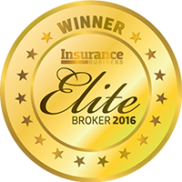 Insurance Business Elite Brokers Medal 2016